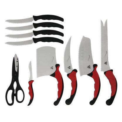 Купить Набор ножей для кухни Contour Pro Эконом - без держателя в Москве по недорогой цене