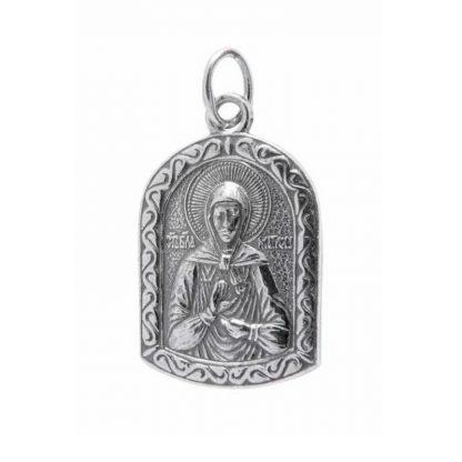 Купить Нательная икона Матрона Московская - 1 в Москве по недорогой цене