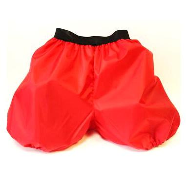 Купить Санки-шорты 2 в 1 красные - Быстрик