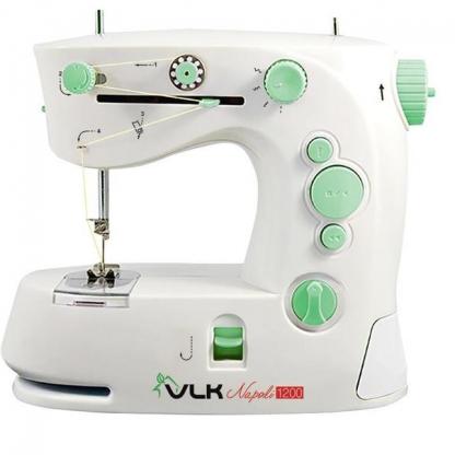 Купить 1200-VLK Napoli Швейная машина VLK Napoli 1200 в Москве по недорогой цене