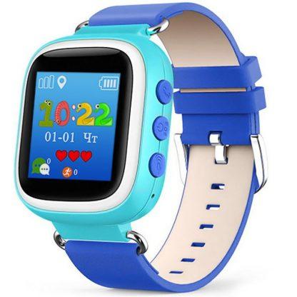Купить Smart Baby Watch Q60 - детские часы с GPS