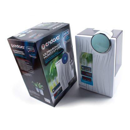 Купить Ультразвуковой увлажнитель воздуха Endever Oasis 210 Мощность 35 Вт в Москве по недорогой цене