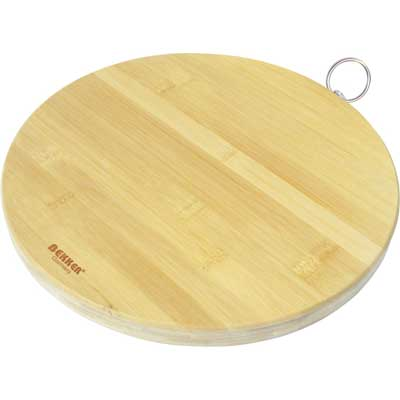Купить Доска разделочная бамбук 25х2см Bekker BK-9702 в Москве по недорогой цене