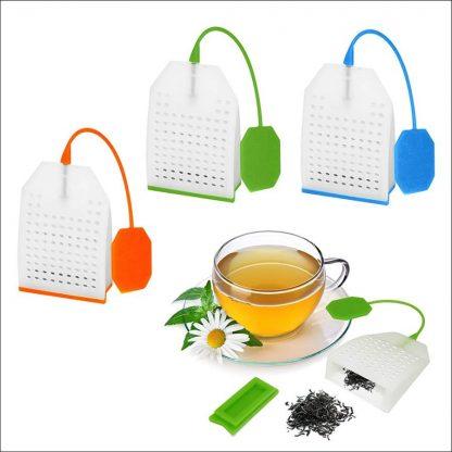 Купить Ситечко-фильтр для чая - Пакетик в Москве по недорогой цене