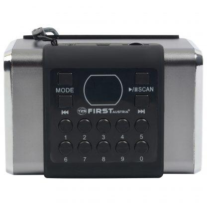 Купить Акустическая система Bluetooth FIRST FA-1920-1 Black в Москве по недорогой цене