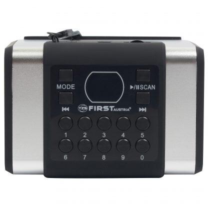 Купить Акустическая система Bluetooth FIRST FA-1920-1 Silver в Москве по недорогой цене