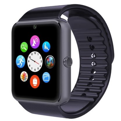 Купить Умные часы GT08 watch - Black в Москве по недорогой цене