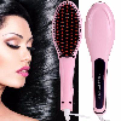 Расческа выпрямитель Fast Hair Straightener HQT-906 купить в Москве недорого и с доставкой