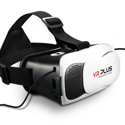 Купить Очки виртуальной реальности VR Box 3.0 Plus в Москве по недорогой цене