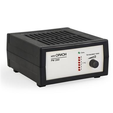 Купить Зарядное устройство Орион PW 260 в Москве по недорогой цене