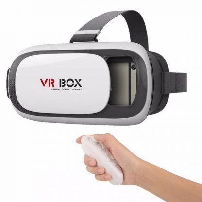 Купить VR Box 2.0 c пультом - виртуальные очки - шлем в Москве по недорогой цене